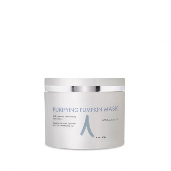 Purifying Pumpkin Mask Medical Grade Skin Care, Adriane Advanced Skincare, Skin Health for Life, Cleansers, Age Defying, Acne, Hydrating, Skin Purifying, and more.