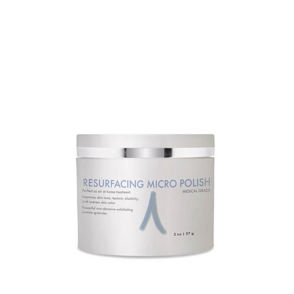 Resurfacing Micro Polish Medical Grade Skin Care, Adriane Advanced Skincare, Skin Health for Life, Cleansers, Age Defying, Acne, Hydrating, Skin Purifying, and more.